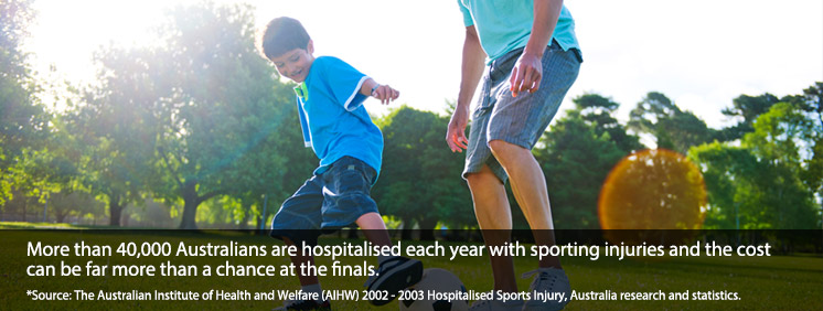 Sports Insurance Melbourne